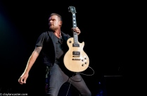 Kings of Chaos in San Francisco: Billy Duffy
